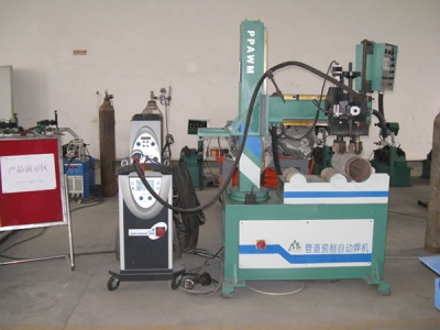 Automatic Pipe Welding Machine (MIG)